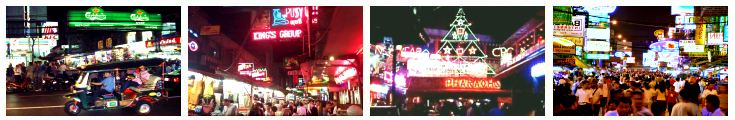 Nightlife Bangkok Information