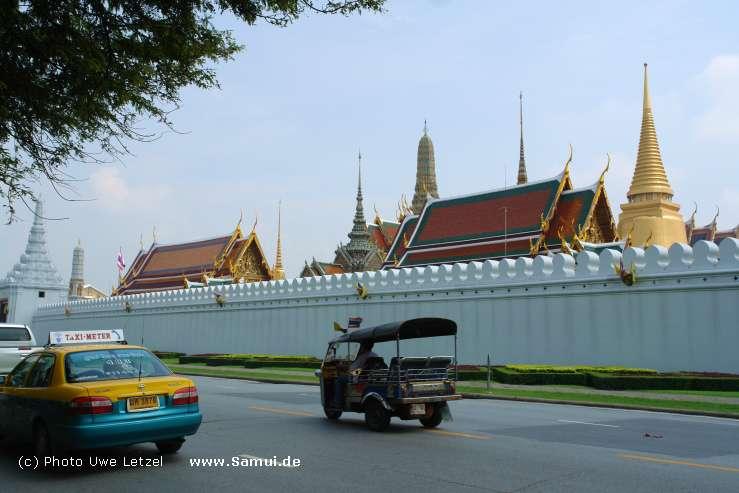 Foto: Stadtansicht Bangkok (Thailand)