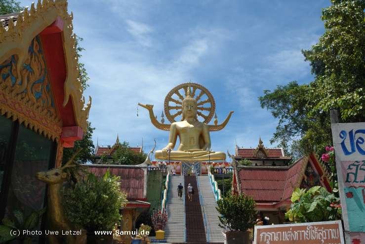 Foto: Insel Koh Samui (Big Buddha Tempel)