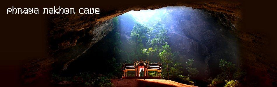 Foto: Phraya Nakhon Höhle - Touristisches Highlight 40km südlich von Hua-Hin im Khao Sam Roi Yot National Park