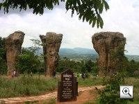Foto. Phu Laen Ka National Park: Hin Khao
