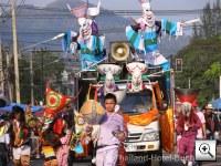 Foto: Loei Phi Ta Khon Festival