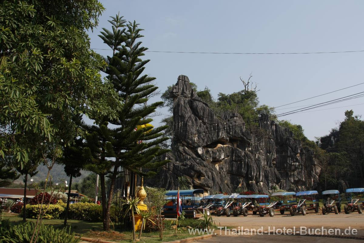 Loei Thailand  city pictures gallery : Foto: Suan Pha Hin Ngam StonePark Loei/Thailand