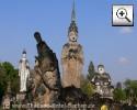 Foto: Nong Khai Skulpturenpark Sala Kaew Ku