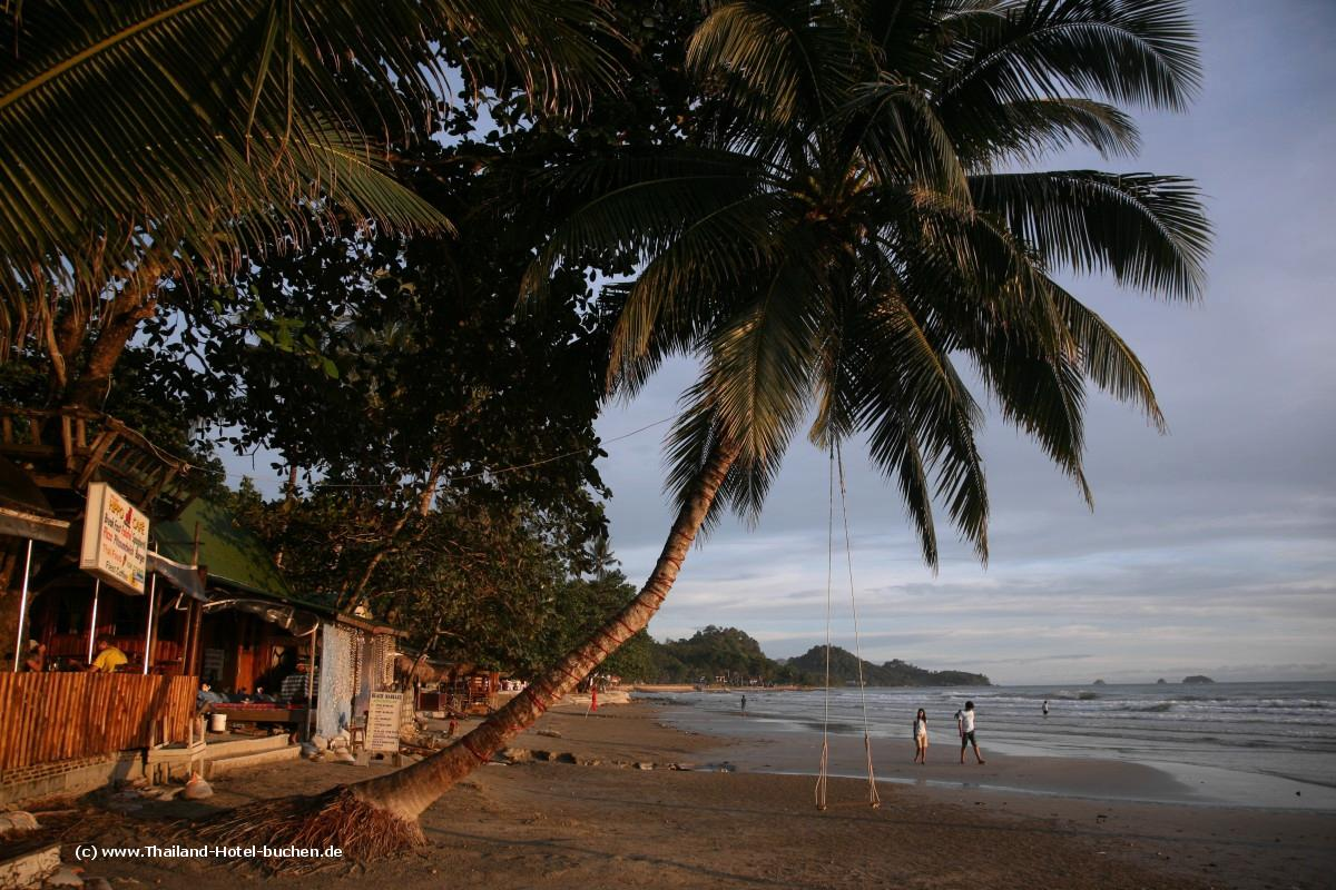 Trat Strände Koh Chang - White Sands Beach