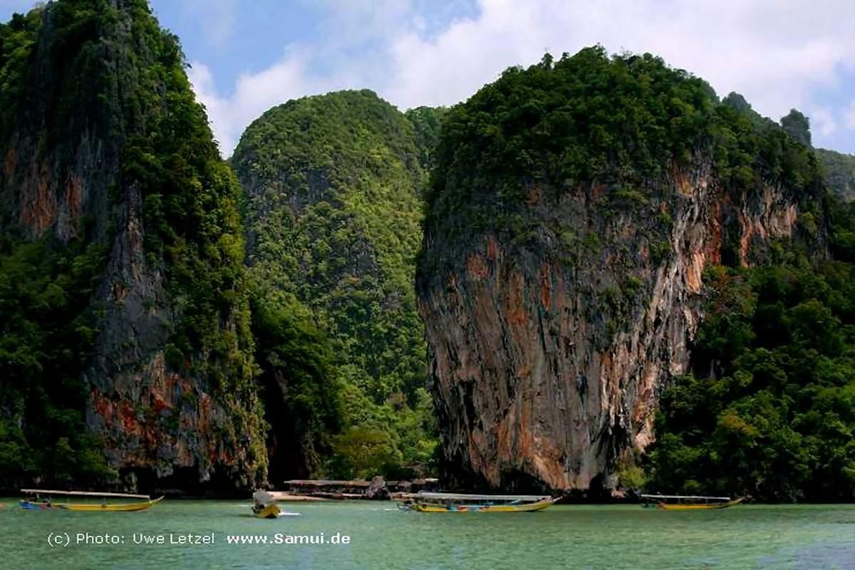 Strände Koh Lanta - Sehenswürdigkeit in der Provinz Krabi