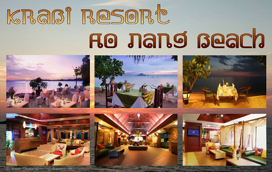 Hotelfoto: Krabi Resort am Ao-Nang Beach