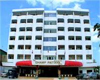 Champ Hotel Pattaya