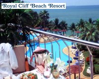 Royal Cliff Beach Hotel Resort