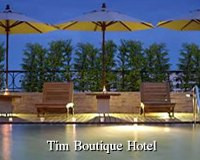 Tim Boutique Hotel Süd Pattaya
