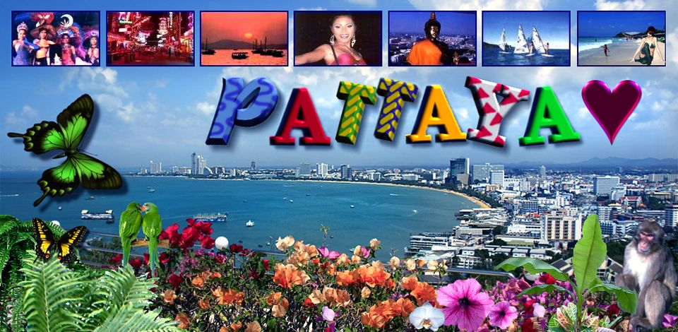 Photo: Pattaya Skyline