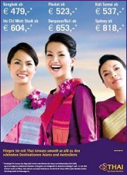 thai airways flugplan